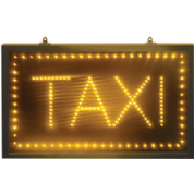 TAXI LED SIGN